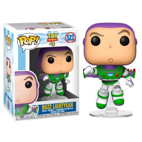 Figura POP Disney Toy Story 4 Buzz Lightyear - Imagen 1