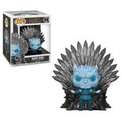 Figura POP Juego de Tronos Night King Sitting on Throne - Imagen 1