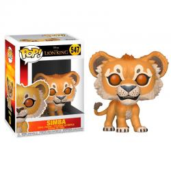Figura POP Disney El Rey Leon Simba - Imagen 1