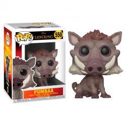 Figura POP Disney El Rey Leon Pumbaa - Imagen 1