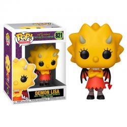 Figura POP Simpsons Demon Lisa - Imagen 1