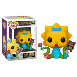 Figura POP Simpsons Maggie Alien - Imagen 1
