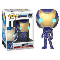 Figura POP Marvel Avengers Endgame Rescue - Imagen 1