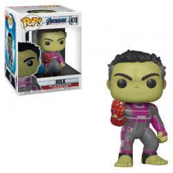 Figura POP Marvel Avengers Endgame Hulk 15cm - Imagen 1
