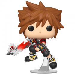 Figura POP Disney Kingdom Hearts 3 Sora with Ultima Weapon - Imagen 1