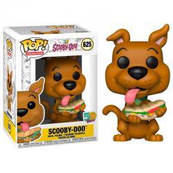 Figura POP Scooby Doo with Sandwich - Imagen 1