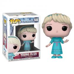 Figura POP Disney Frozen 2 Young Elsa - Imagen 1