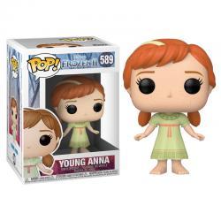 Figura POP Disney Frozen 2 Young Anna - Imagen 1