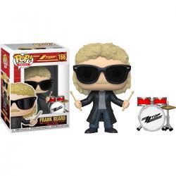 Figura POP Rocks ZZ Top Frank Beard - Imagen 1