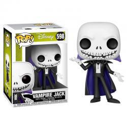 Figura POP Disney Pesadilla Antes de Navidad Vampire Jack - Imagen 1