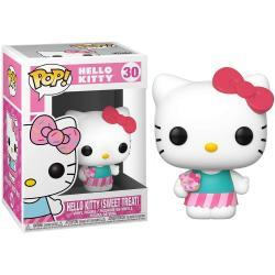 Figura POP Sanrio Hello Kitty Swt Trt - Imagen 1