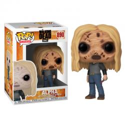 Figura POP Walking Dead Alpha with Mask - Imagen 1