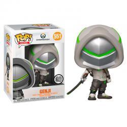 Figura POP Overwatch 2 Genji - Imagen 1