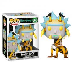 Figura POP Rick & Morty Wasp Rick - Imagen 1