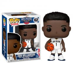 Figura POP NBA New Orleans Pelicans Zion Williamson - Imagen 1