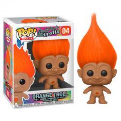 Figura POP Trolls Orange Troll - Imagen 1