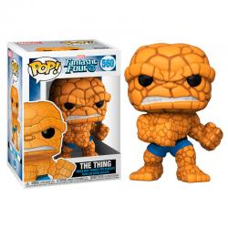 Figura POP Marvel Los 4 Fantasticos The Thing - Imagen 1