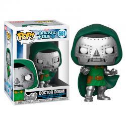 Figura POP Marvel Los 4 Fantasticos Doctor Doom - Imagen 1