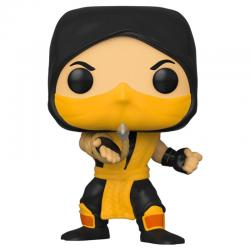 Figura POP Mortal Kombat Scorpion - Imagen 1