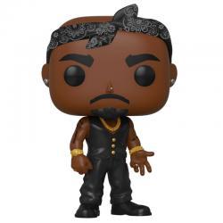Figura POP Tupac Vest with Bandana - Imagen 1