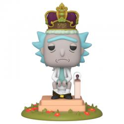 Figura POP Rick & Morty King with Sound - Imagen 1
