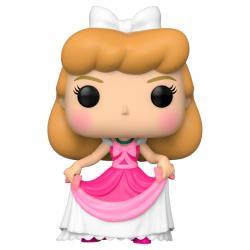 Figura POP Disney Cenicienta in Pink Dress - Imagen 1