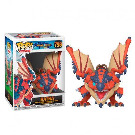 Figura POP Monster Hunter Ratha - Imagen 1