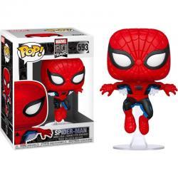 Figura POP Marvel 80th First Appearance Spiderman - Imagen 1