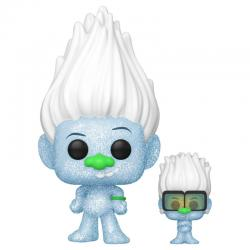 Figura POP Trolls World Tour Hip Hop Guy Diamond DGLT with Tiny Glitter - Imagen 1