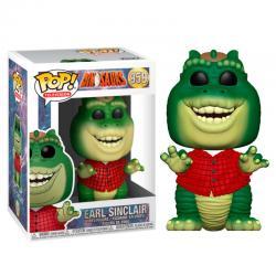 Figura POP Dinosaurs Earl Sinclair - Imagen 1