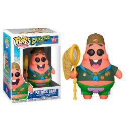 Figura POP Sponge Bob Patrick in Camping Gear - Imagen 1