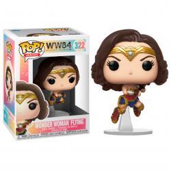 Figura POP DC Comics Wonder Woman 1984 Wonder Woman Flying - Imagen 1