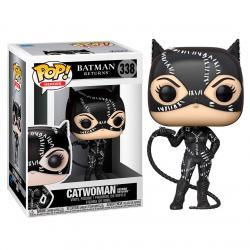 Figura POP DC Comics Batman Returns Catwoman - Imagen 1