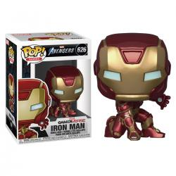 Figura POP Marvel Avengers Game Iron Man Stark Tech Suit - Imagen 1