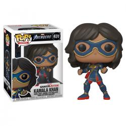 Figura POP Marvel Avengers Game Kamala Khan Stark Tech Suit - Imagen 1