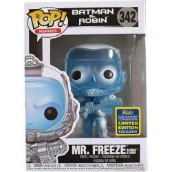 Figura POP DC Comics Batman & Robin Mr. Freeze Exclusive - Imagen 1