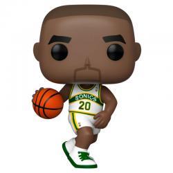 Figura POP NBA Legends Gary Payton Sonics Home - Imagen 1