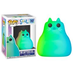 Figura POP Disney Pixar Soul Mr. Mittens Soul World - Imagen 1