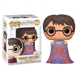 Figura POP Harry Potter Harry with Invisibility Cloak - Imagen 1