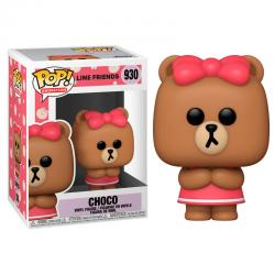 Figura POP Line Friends Choco - Imagen 1