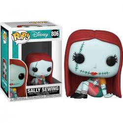 POP Disney Pesadilla Antes de Navidad Sally Sewing - Imagen 1