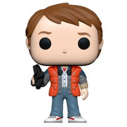 Figura POP Back To The Future Marty in Puffy Vest - Imagen 1