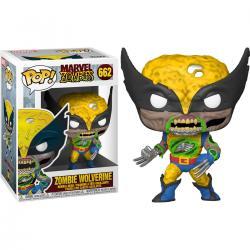Figura POP Marvel Zombies Wolverine - Imagen 1