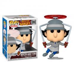 Figura POP Inspector Gadget Flying - Imagen 1