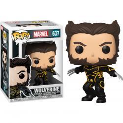 Figura POP Marvel X-Men 20th Wolverine In Jacket - Imagen 1