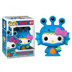 Figura POP Sanrio Hello Kitty Kaiju Sea Kaiju - Imagen 1