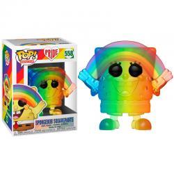 Figura POP Pride 2020 Spongebob Rainbow - Imagen 1