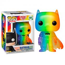 Figura POP Pride DC Batman  Rainbow - Imagen 1