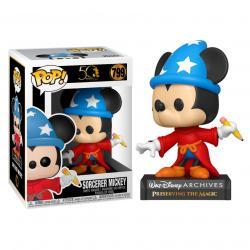 Figura POP Disney Archives Sorcerer Mickey - Imagen 1