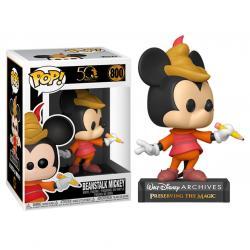 Figura POP Disney Archives Beanstalk Mickey - Imagen 1